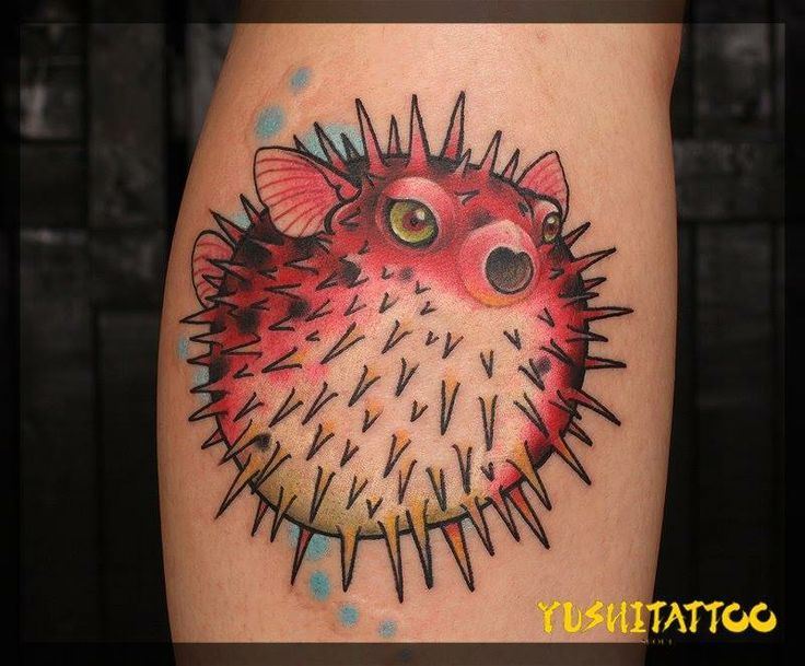 by facebook.com/YUSHITATTOOLA | Underwater Life Tattoos | Pinterest