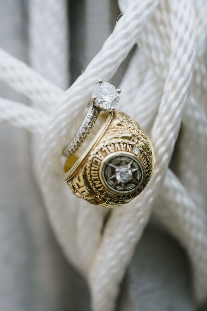 Toni & Bobby | Naval Academy Engagement Session - Natalie Franke Photography