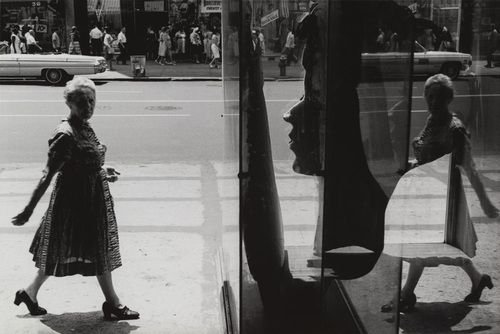 We recently discussed the work of Lee Friedlander at the Miami Street Photography Club. I really like Friedlander's photographs specially his use of reflections on windows .This post has some of my...