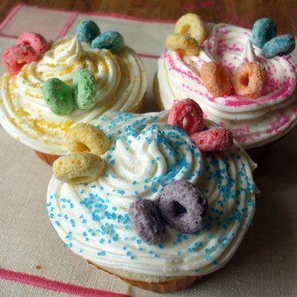 Fairy Cakes | Recipes | Spoonful | Cupcake recipes, Easter ...
