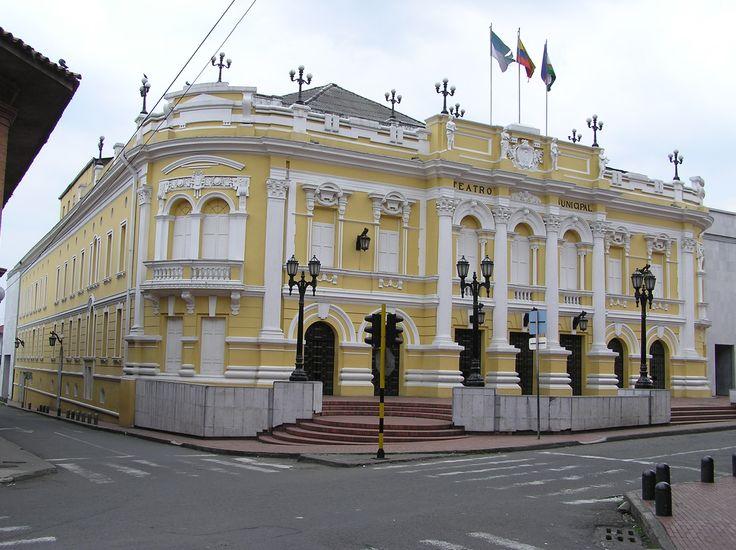Teatro Enrique Buenaventura Cali colombia