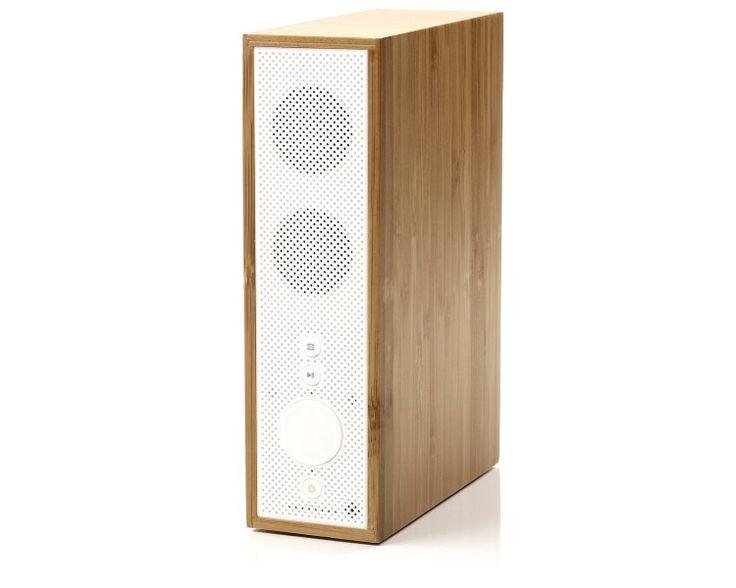 LEXON Titanium Bluetooth Speaker - Kabelloser Lautsprecher         Dieser kabellose Lautsprecher l&aumlsst sich bequem per Bluetooth mit dem PC, Laptop, Notebook oder Smartphone verbinden. Selbst das Stromkabel kann, dank des Akkus mit...