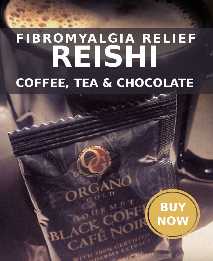 Ganoderma Lucidum (Reishi) is an ancient herbal mushroom from Asia. Some of the properties of this herb, include relief from the symptoms of Fibromyalgia. 100% satisfaction guaranteed or your money back. Try for less than 1$ a cup.  #Fibromyalgia #relief #buyNowOnline