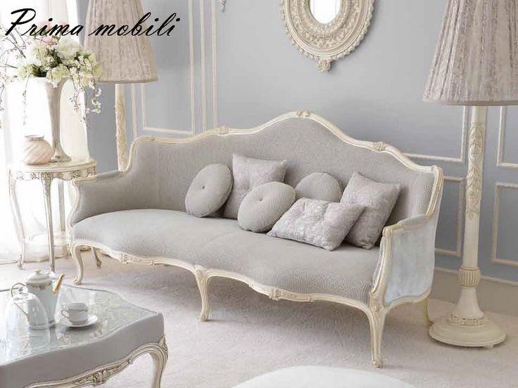 Итальянский диван 3187 Savio Firmino купить в Москве в Prima Mobili