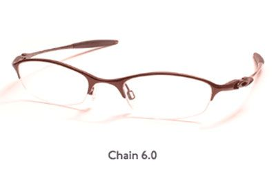 discontinued oakley glasses | Oakley Rx Chain 6.0 glasses frames with lenses London UK | SE1 ...