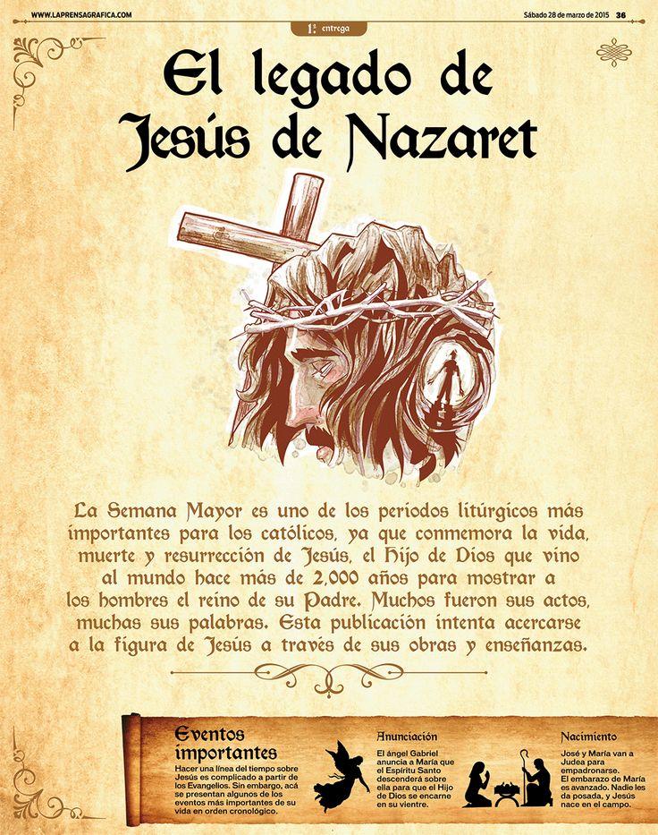 La Semana Mayor es uno de los periodos liturgicos mas importantes para los catolicos, ya que conmemora la vida, muerte y resurreccion de ...