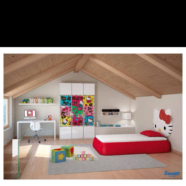 32 Best Images About Hello Kitty Rooms On Pinterest Best