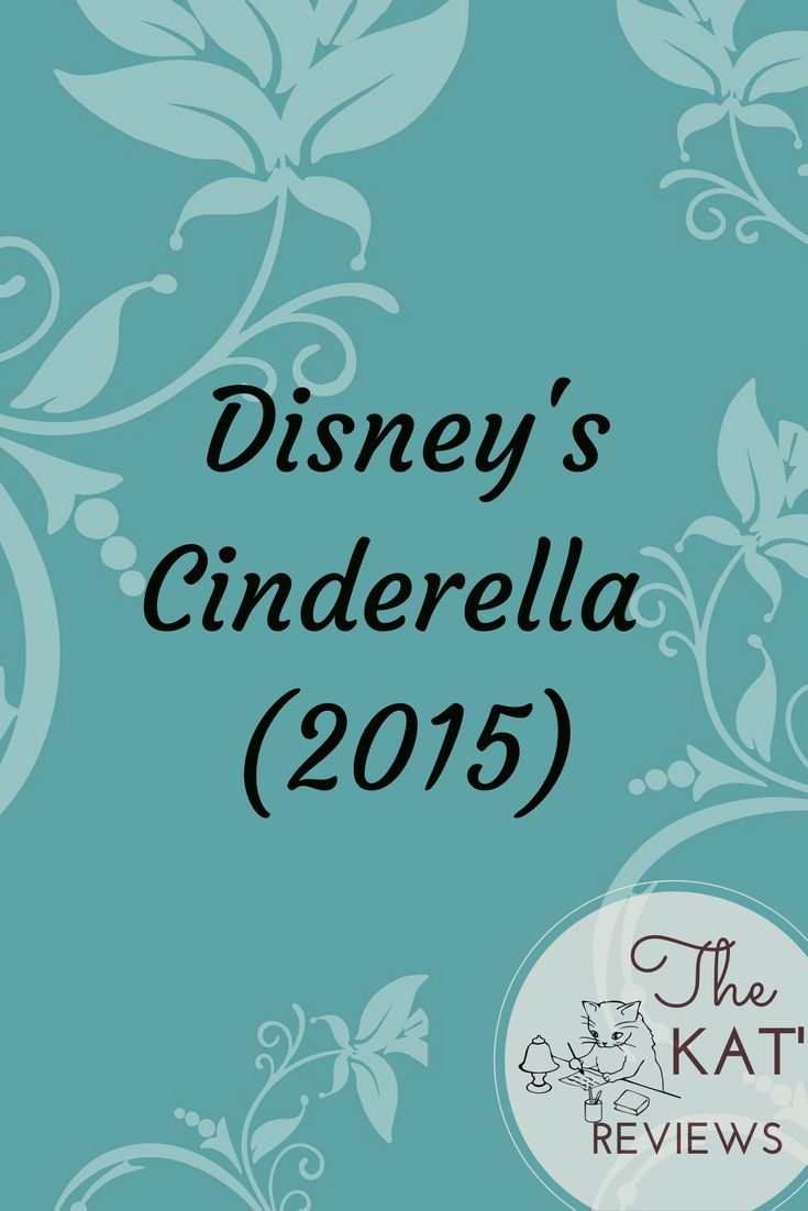 Here's my review of the live action adaptation of Disney's Cinderella.
