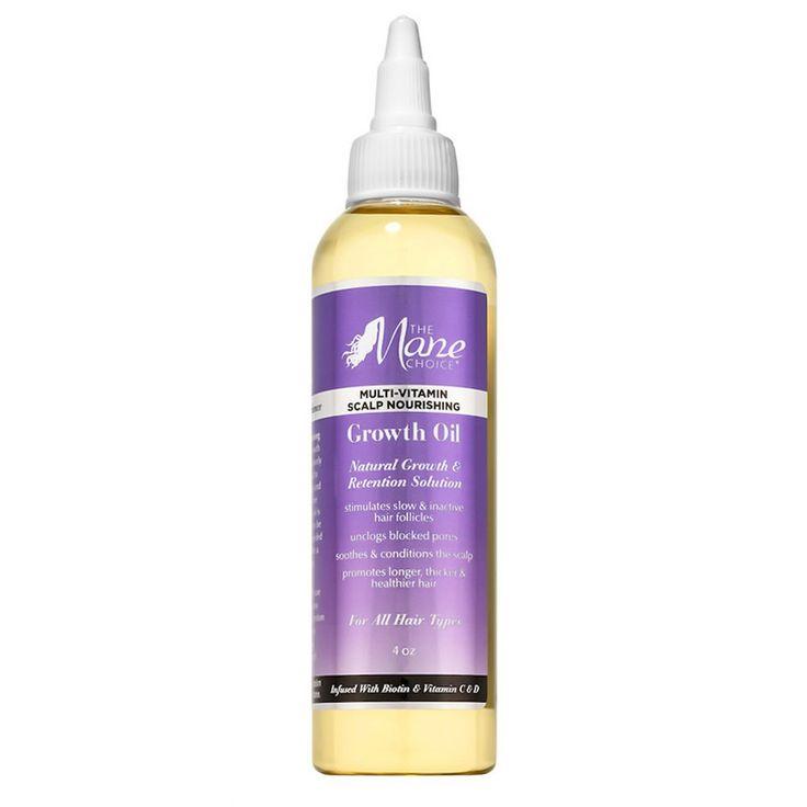 The Mane Choice Hair Growth Oil - 4 fl oz