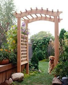 Garden Trellis Ideas use old doors or frames as a trellis to support your plants a unique idea to follow Garden Trellis Ideas