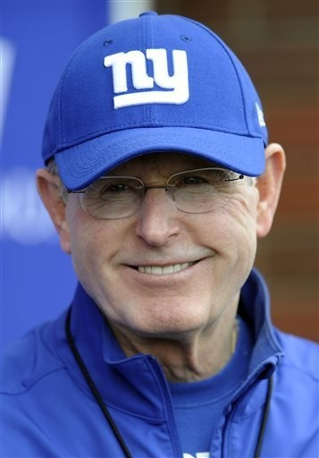 RANKED @ #14 ON ALL-TIME BEST NFL COACHES.2X SUPERBOWL COACH OF NY GIANTS IN 5 YEAR SPAN,OVER BELLICHEAT AND NFL'S  GOLDEN BOY TOM BRADY BOTH TIMES,KEPT PATRIOTS FROM GOING UNDEFEATED IN SB #42,KEPT HIGHEST SCORING OFFENSE UNDER 21 PTS. IN BOTH SB'S! I ADMIRE HIS ACCOMPLISHMENTS AS A HEAD COACH IN TODAY'S BIG EGO NFL.OLD SCHOOL COACH IN TODAY'S SPOILED ATHLETES WAY OF NFL COACHES.GREAT MAN.