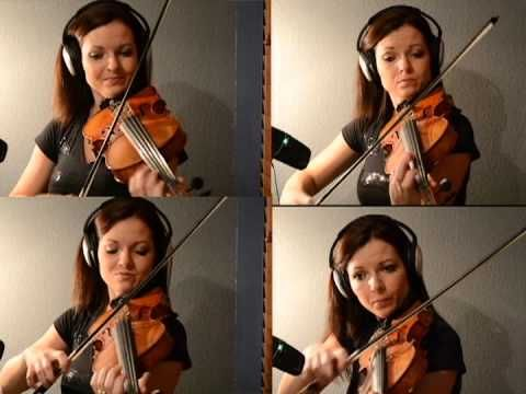 ▶ Sweet Child of Mine - 4 Violins Cover - YouTube
