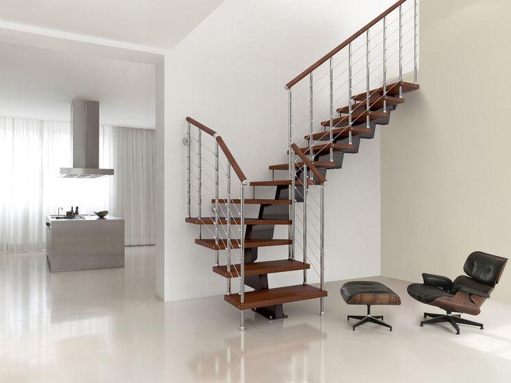 Best 16 Best Modular Stairs Images On Pinterest Spiral 640 x 480