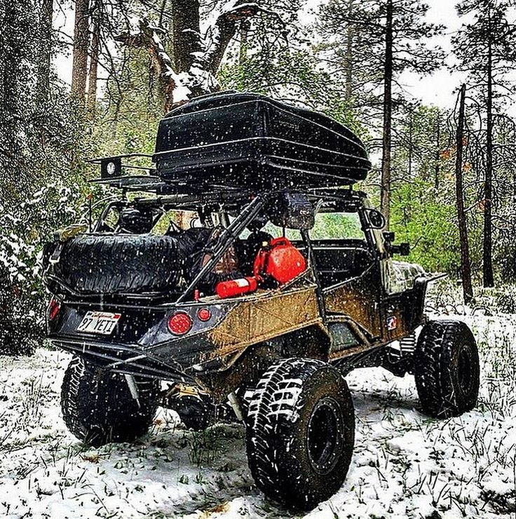 Who wants to go for a ride?  Photo: @thejeepcalledyeti by surviva1kit