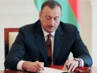 Azərbaycan Respublikasının Prezidenti İlham Əliyev Fövqəladə hallarla mübarizə
