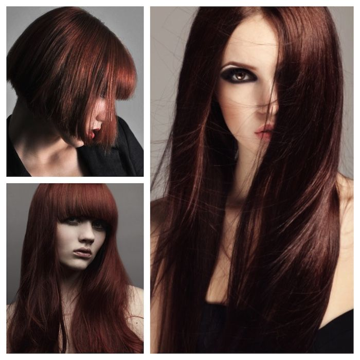 Warm spices are the perfect counterpoint to cool weather, adding robustness to seasonal delights. Warm hair colors do the same thing for your strands, adding richness and life. This shade, inspired...