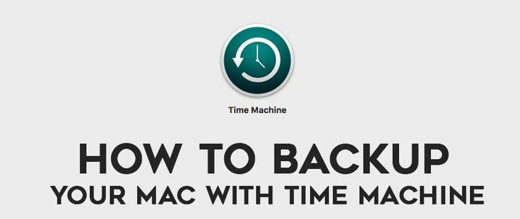 How to Back Up & Restore Your Mac with Time Machine via @extracatchy