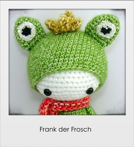 Frank+der+Frosch+von+Gebastelt+auf+DaWanda.com