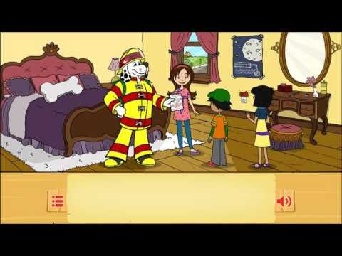 Fire Safety Video for Kids with SteveSongs & Sparky the Fire Dog - YouTube