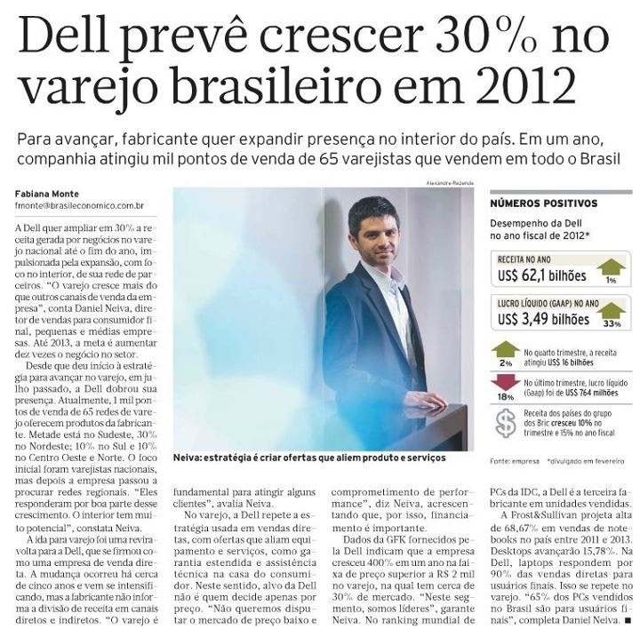 dell in brazil Dell emc expands production in brazil this information is available only to subscribers start a free trial, to unlock the full potential of a subscription to bnamericas.