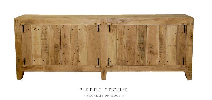 A Pierre Cronje Breton Sideboard