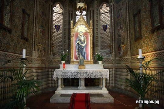 Базилика Санта Мария дей Серви - Сиена Италия -