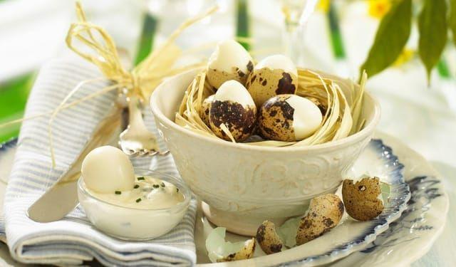 Prepeličie vajcia: 7 kuchynských rád