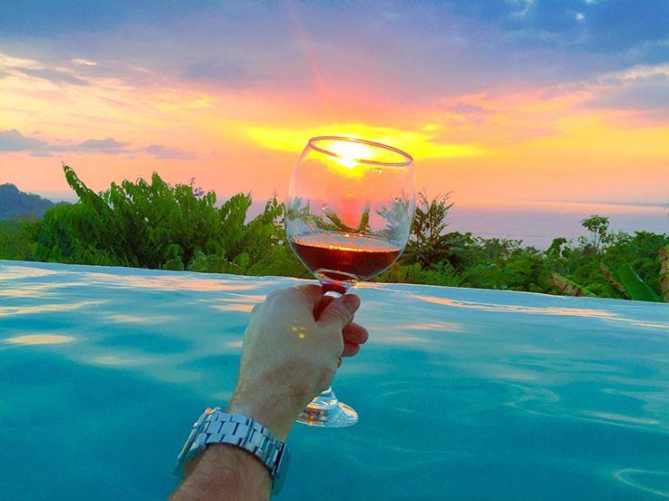 Costa Rica 7 Day Itinerary | Manuel Antonio at La Mariposa Hotel, Quepos
