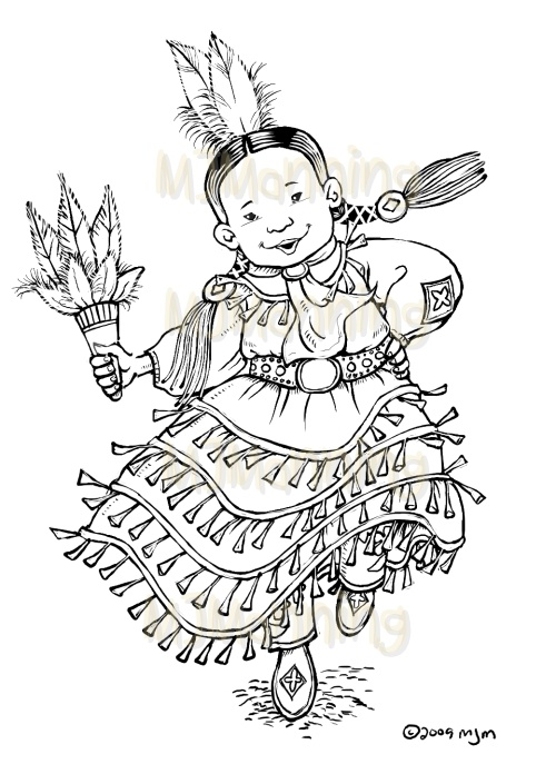 17 Best images about Jingle Dancer on Pinterest | Pow wow, Powwow ...