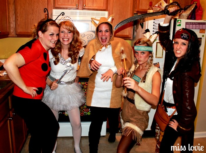 Miss Lovie: The Tooth Fairy and her Tooth Costumes and Happy Halloween!