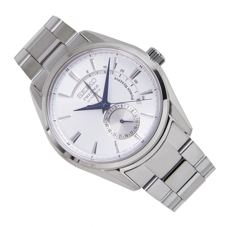 A-Watches.com - Seiko Presage Japan Gents Watch SSA349 SSA349J1, $437.00 (https://www.a-watches.com/seiko-presage-japan-gents-watch-ssa349-ssa349j1/)