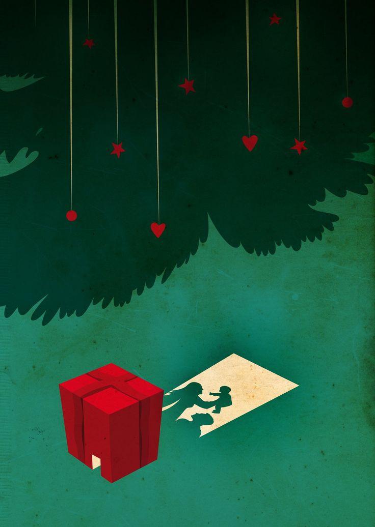 © Daria Kirpach  - #Christmas #gift