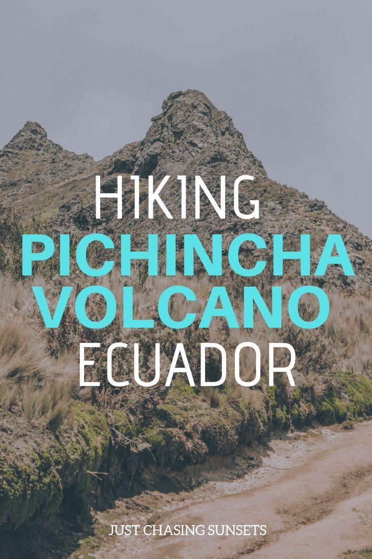 The Struggle To Complete The Rucu Pichincha Hike In Quito Ecuador