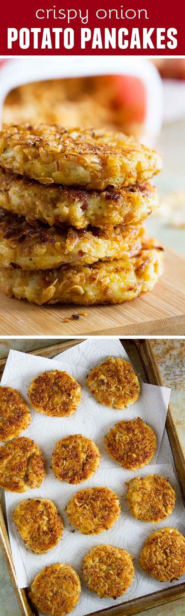 37 best polish recipes images on pinterest polish recipes polish perfect for a special holiday breakfast these crispy onion potato pancakes are crispy on the forumfinder Images