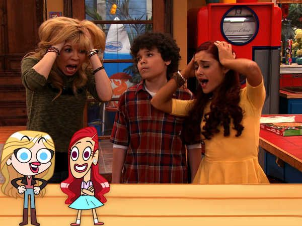 """The Lil' Sam & Cat Show: """"#HolywoodAssistants"""""""