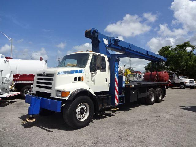 Crane Trucks Truck Cranes Trucks Boom Truck