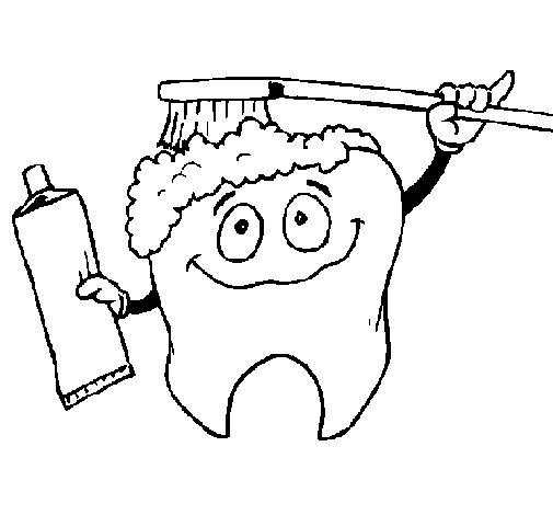 séquence sur les dents