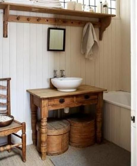 This is what I would love to have in my bathroom.