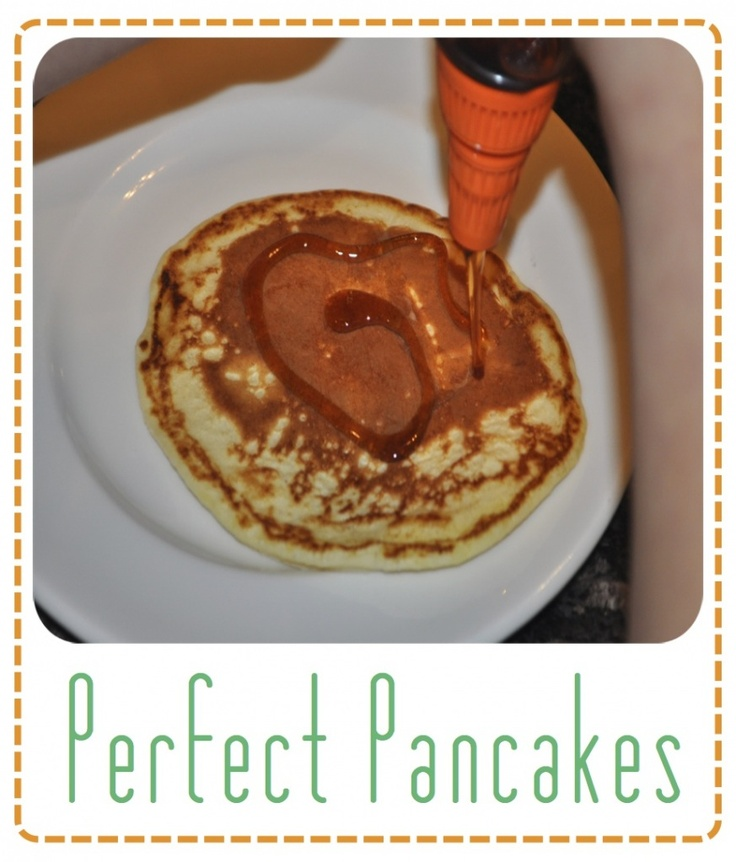 Perfect Pancakes (Thermomix recipe)