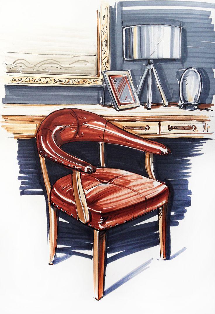 Фотореалистичные картинки мебели
