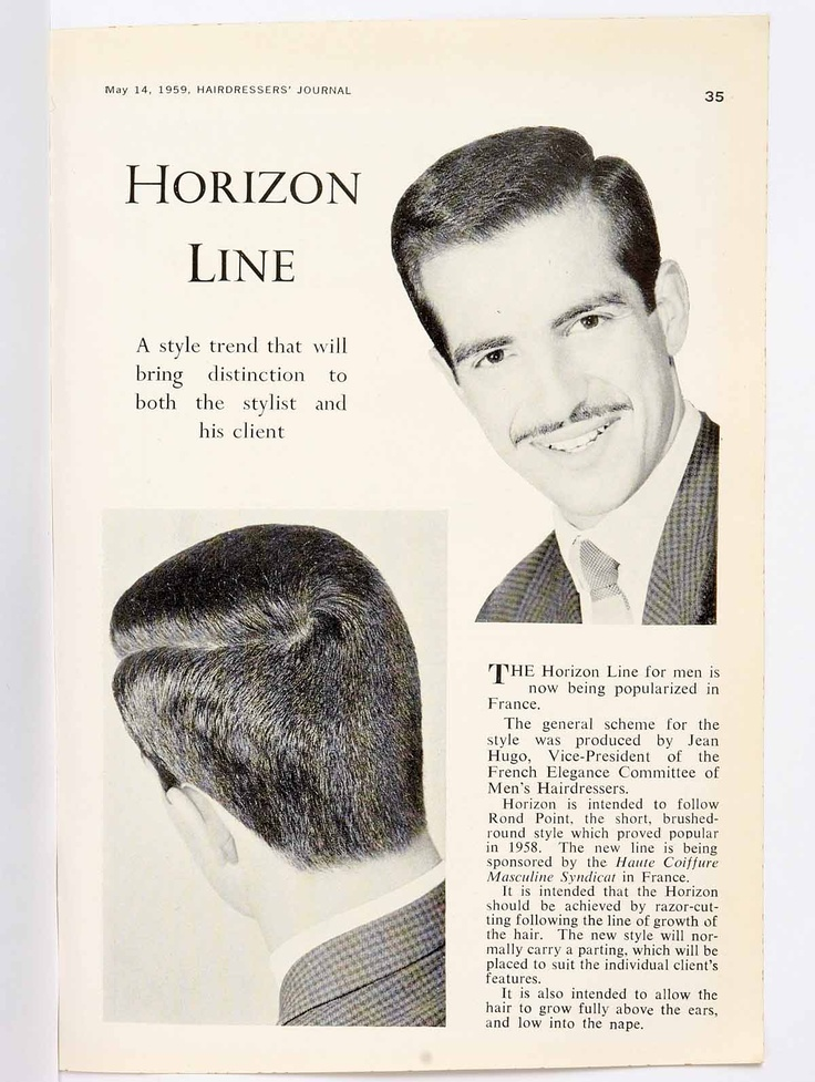 Vintage Hairdressing Advert From Hj Dating Back To The