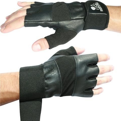 10. Weight Lifting Gloves With 12