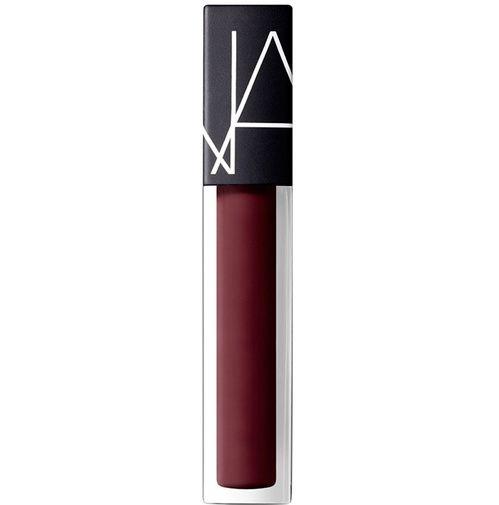 Les rouges à lèvres tendances de l'automne : Velvet Lip Glide, Nars