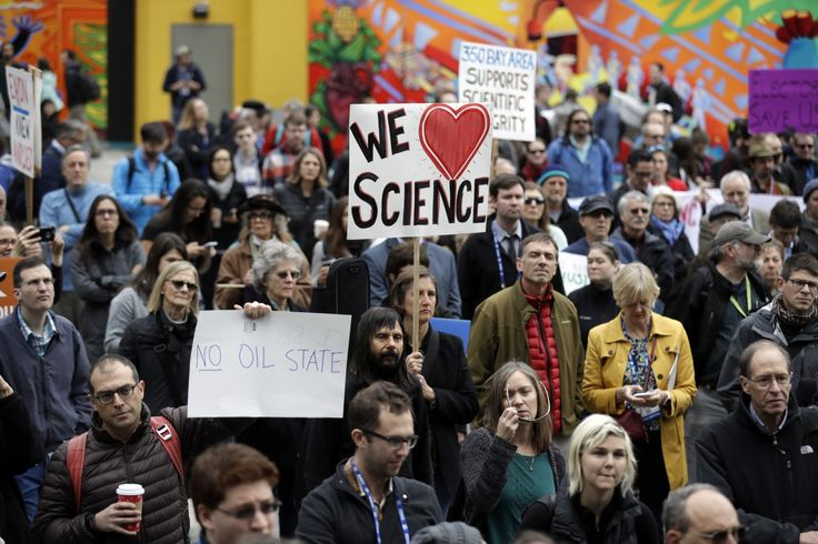 Under Trump, scientists could face more sweeping challenges than they did under George W. Bush - The Washington Post