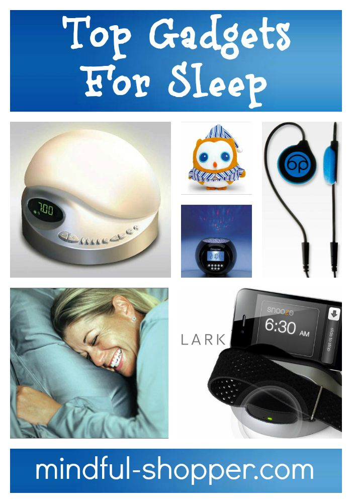 Things That Make You Go Zzzzzzz.....  | Top Gadgets For Sleep | The Mindful Shopper