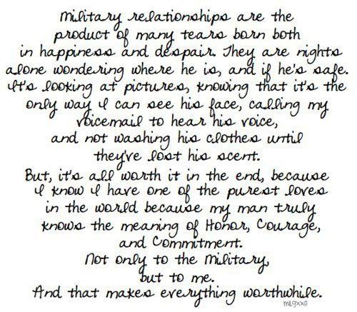 Diary of an Army Girlfriend- I dread his first deployment, but I know we will get through it when it comes.