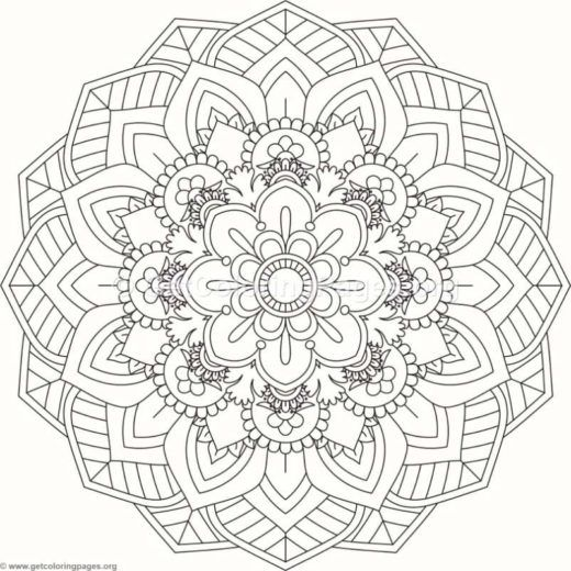 Best 25 Mandala Coloring Ideas Only
