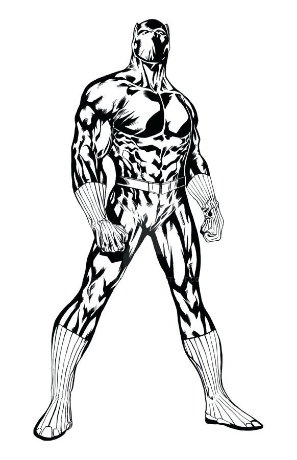 Black Panther Coloring Pages Best Coloring Pages For Kids Black Panther Comic Black Panther Black Panther Art