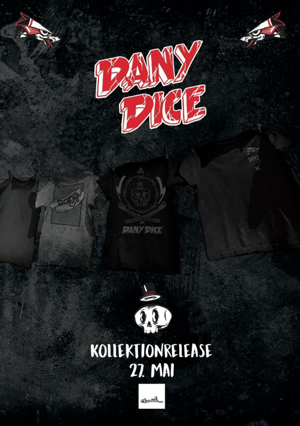 Dany Dice Vol. 2 Release