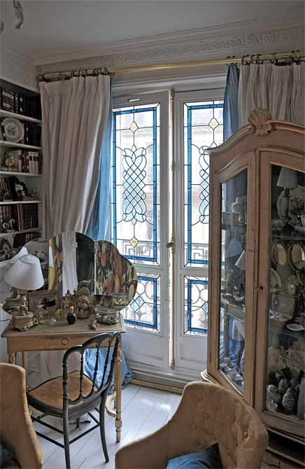 533 best images about stained glass on pinterest glass design stained glas - Vitraux decoration interieure ...